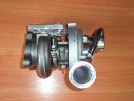 Турбина HE200WG (ISF2.8) на ГАЗель,Соболь, 3773122 GFE Turbocharger